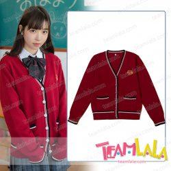 学園風 JK女子高生 ニットセーター