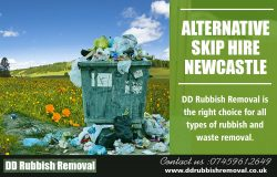 Alternative Skip Hire Newcastle | Call-07459612649 | ddrubbishremoval.co.uk