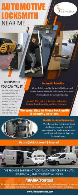 Automotive Locksmith near me
