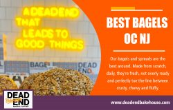 Best Bagels OC NJ | Call -6098142130 | deadendbakehouse.com