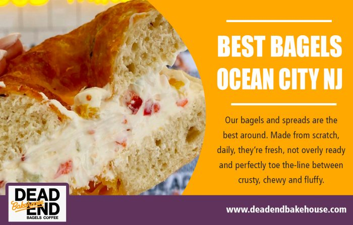 Best Bagels Ocean City NJ | Call -6098142130 | deadendbakehouse.com