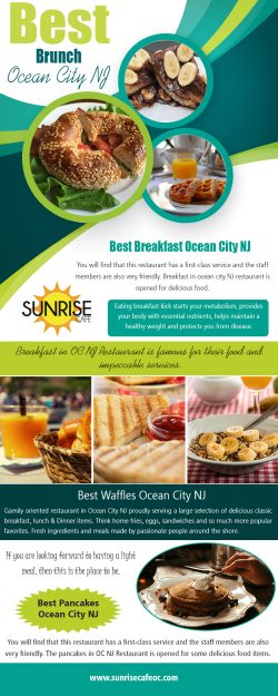 Best Brunch Ocean City