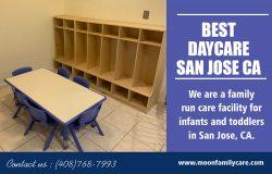 Best daycare San Jose ca