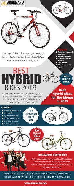 Best Hybrid Bikes 2019
