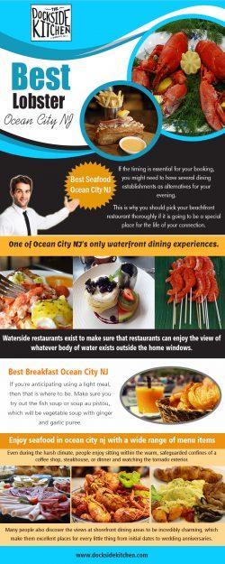 Best Lobster Ocean City NJ