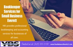 Bookkeeper Services for Small Business Everett