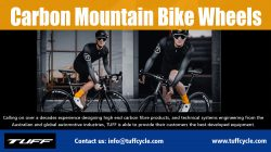 Carbon Mountain Bike Wheels | tuffcycle.com