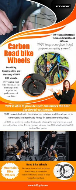 Carbon Road Bike Wheels | tuffcycle.com
