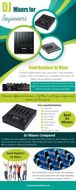 DJ Mixer for Beginners