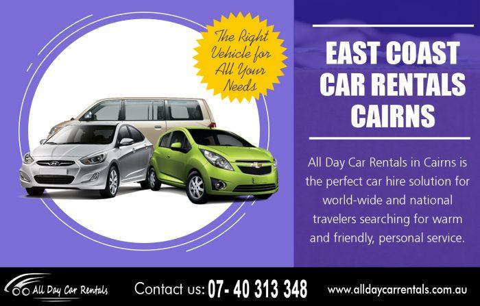 East Coast Car Rentals Cairns