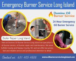Emergency Burner Service Long Island