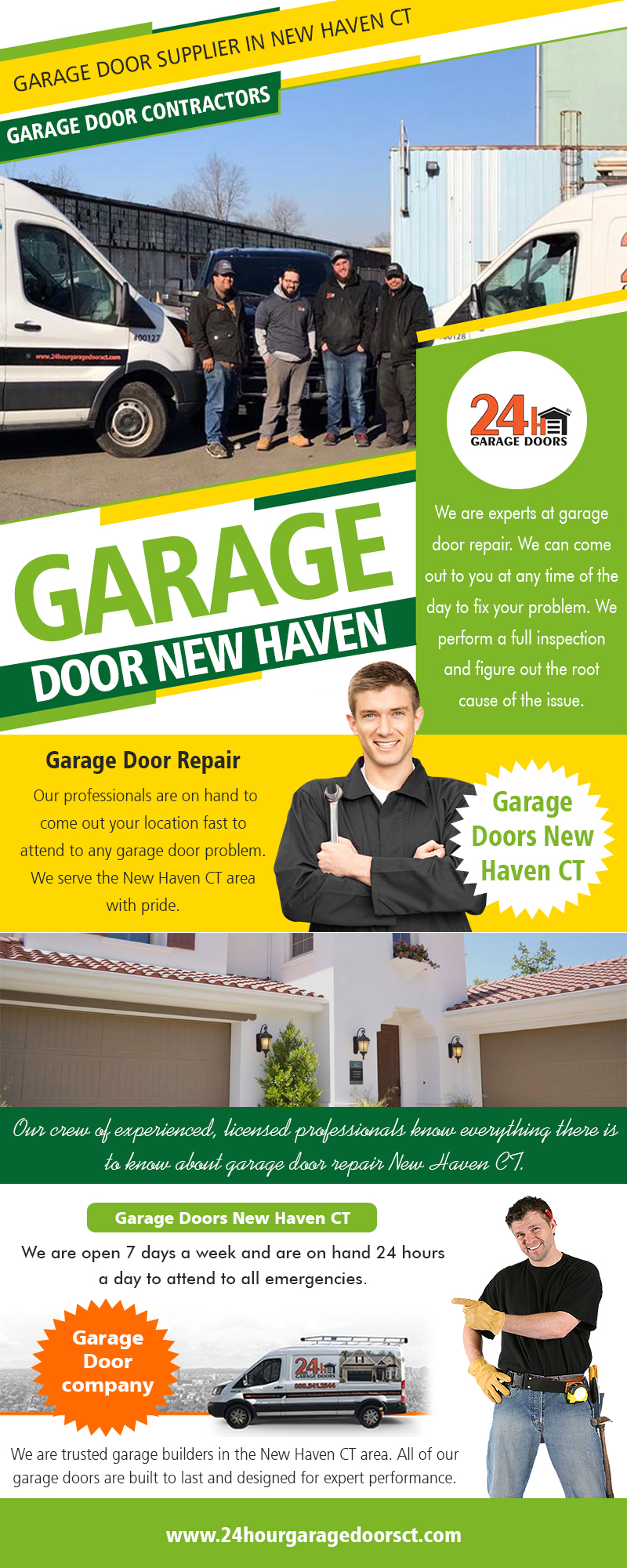 Garage Door New Haven