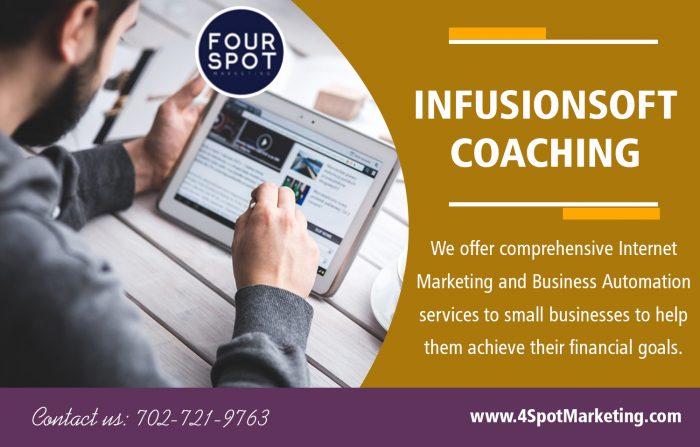 Infusionsoft Coaching