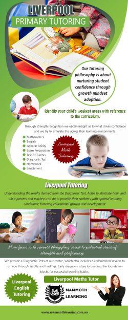 Liverpool Primary Tutoring