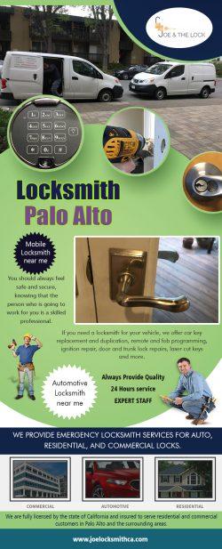 Lock smith Palo Alto