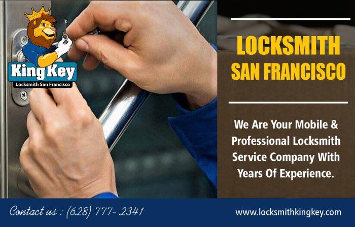 Locksmith San Francisco