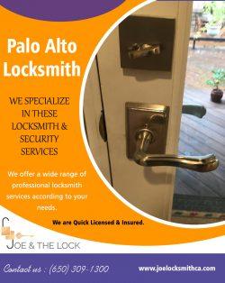 Palo Alto Locksmith