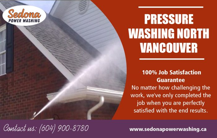 Pressure Washing North Vancouver