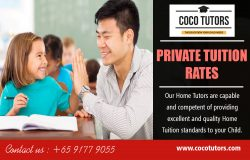 Private Tuition Rates | Call – 65-9177-9055 | www.cocotutors.com