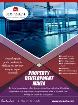 Property Development Malta | Call – 356 9932 2300 | pdcmalta.com