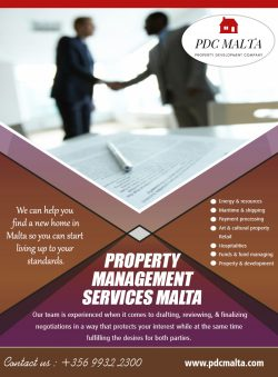 Property Management Services Malta | Call – 356 9932 2300 | pdcmalta.com