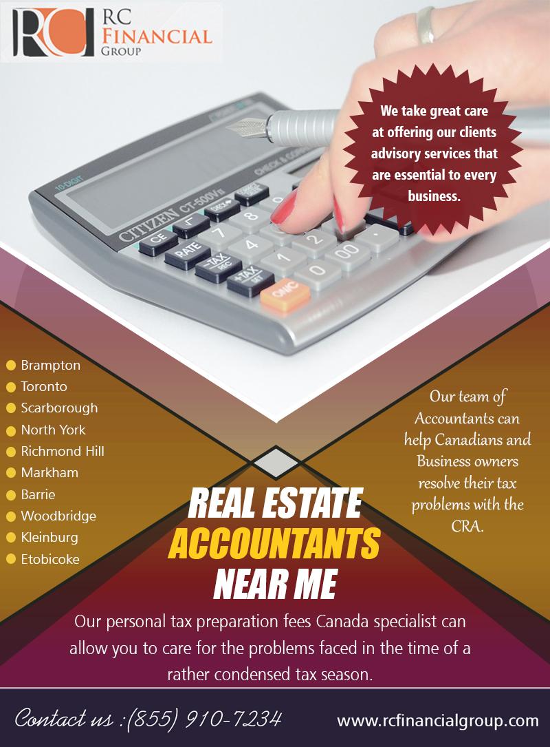 Real Estate Accountants near me