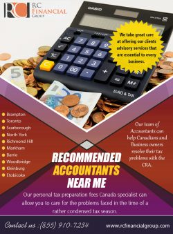 Recommended Accountants near me