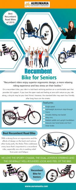 Recumbent Bike for Seniors
