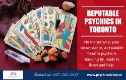 Reputable Psychics in Toronto