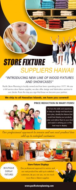 Store Fixture Suppliers HI