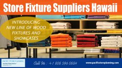 Store Fixture Suppliers in Hawaii