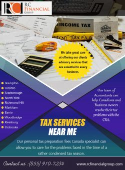 Tax Services near me