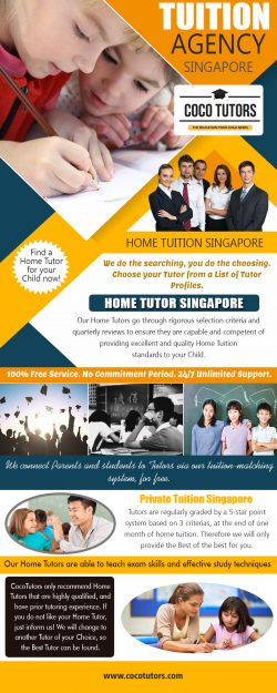 Tuition Agency Singapore | Call – 65-9177-9055 | www.cocotutors.com
