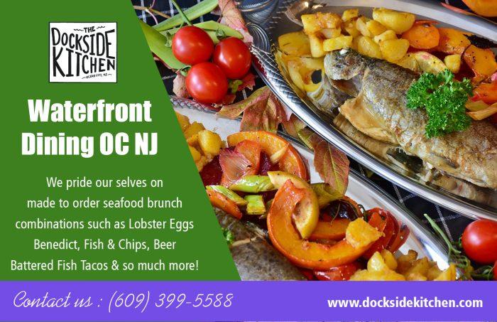 Waterfront Dining OC NJ