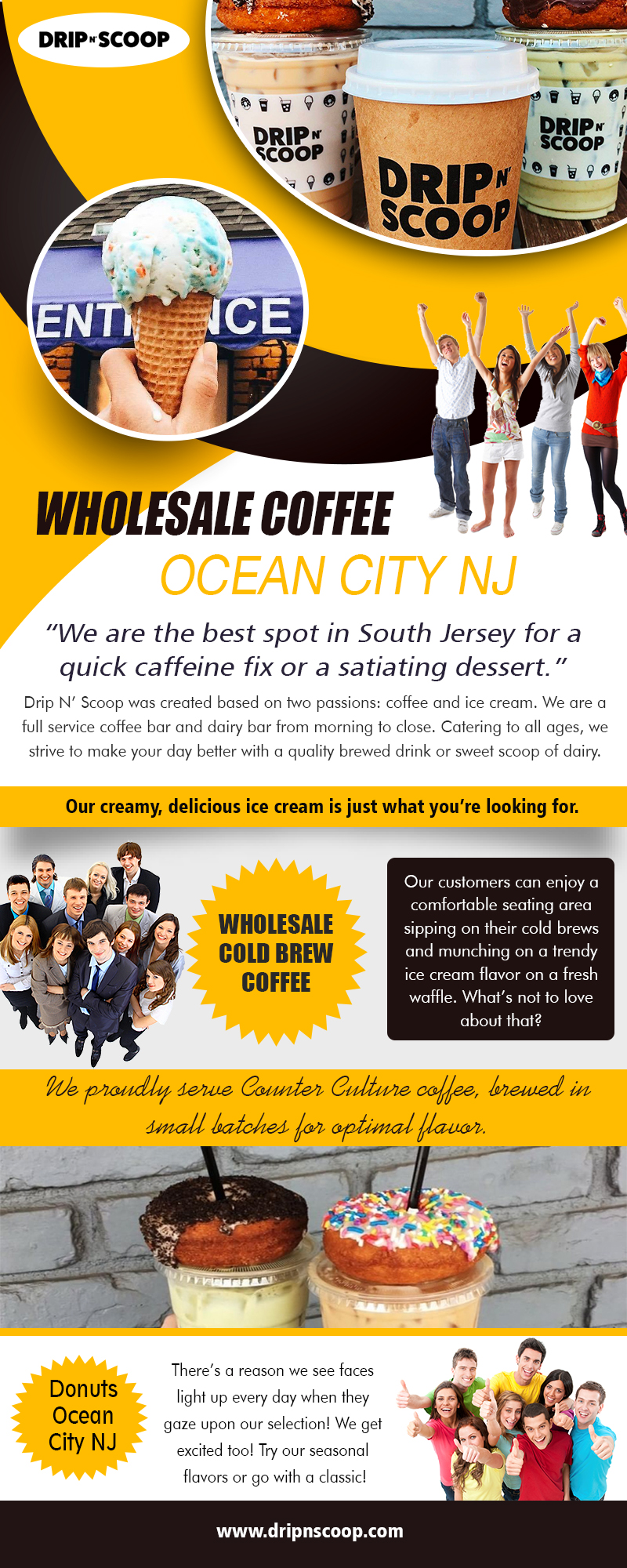 Wholesale Coffee Ocean City NJ