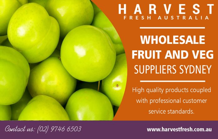 Wholesale Fruit and Veg Suppliers Sydney   Call – 02 9746 6503   harvestfresh.com.au