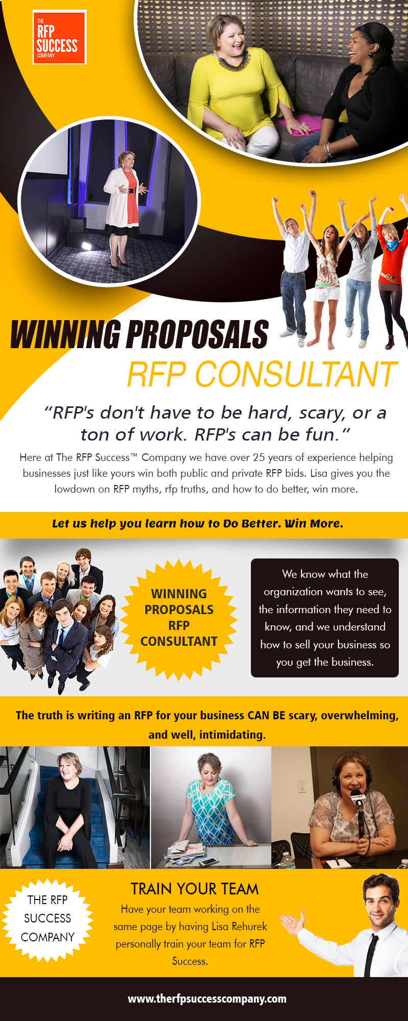 Winning Proposals Rfp Consultant