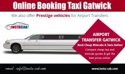 Airport Transfer Gatwick