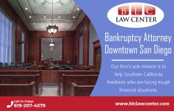 Bankruptcy Attorney Downtown San Diego |(619) 207-4579 | blclawcenter.com
