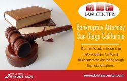 Bankruptcy Attorney San Diego California |(619) 207-4579| blclawcenter.com