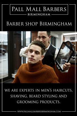 Barber Shop Birmingham | Call 01217941693 | pallmallbarbersbirmingham.com