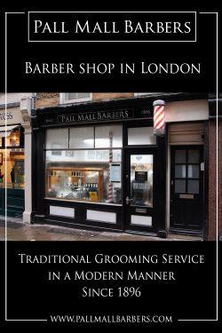 Barber Shop in London