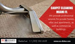 Carpet Cleaning Miami FL | 3055466638 | eco-dishes.com