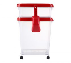 Taizhou Bright Plastic Pet Food Container