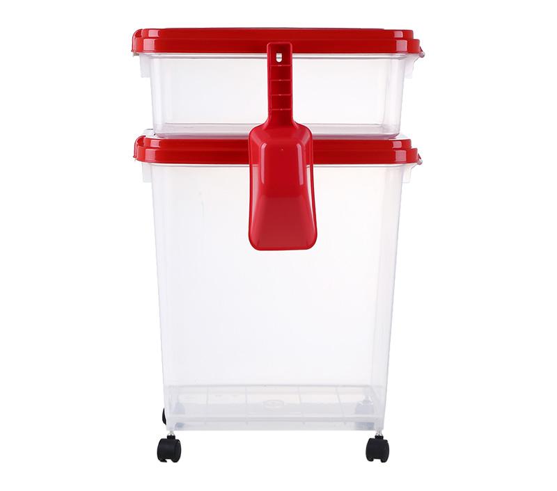 Taizhou Bright Plastic Pet Food Container