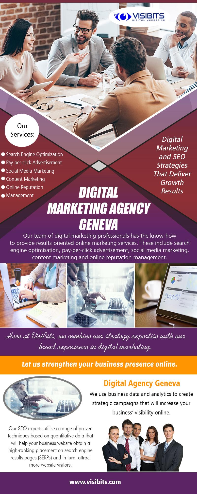 Digital Marketing Agency Geneva