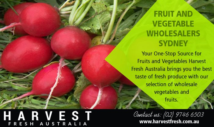 Fruit and Vegetable Wholesalers Sydney