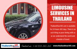 Limousine Services in Thailand