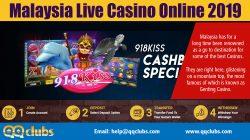 Malaysia Live cas1no Online 2019 | qqclubs.com