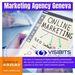 Marketing Agency Geneva